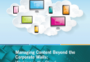 Managing Content Beyond the Corporate Walls: Working in the Cloud