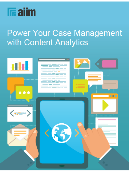 Power Your Case Management with Content Analytics