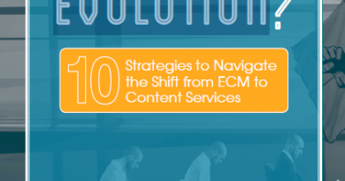 Revolution or Evolution? 10 Strategies to Navigate the Shift from ECM to Content Services