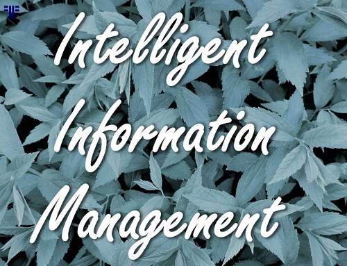Întelligent Information Management