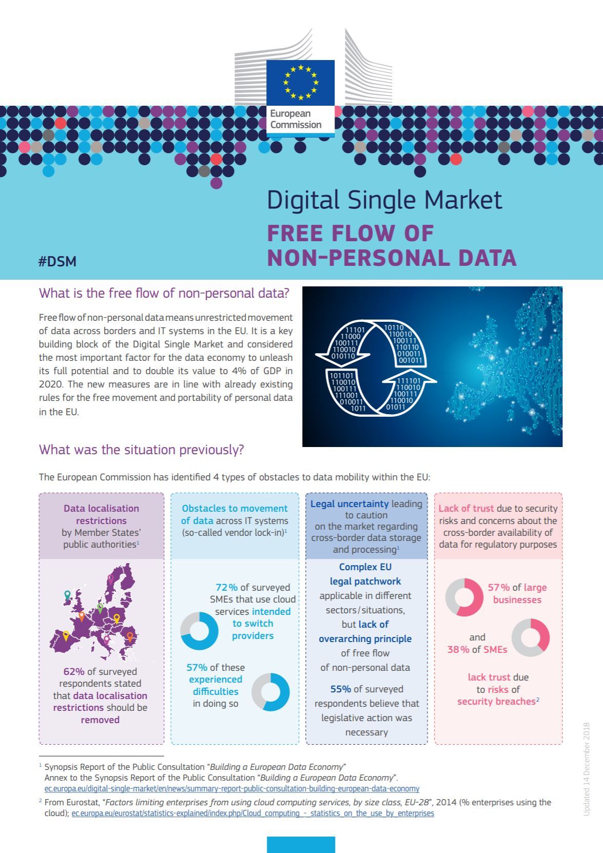DSM Free Flow of Data Factsheet 1