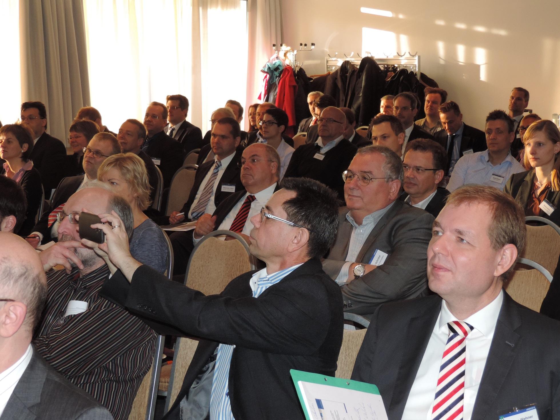 Records Management Konferenz 2014 Impression