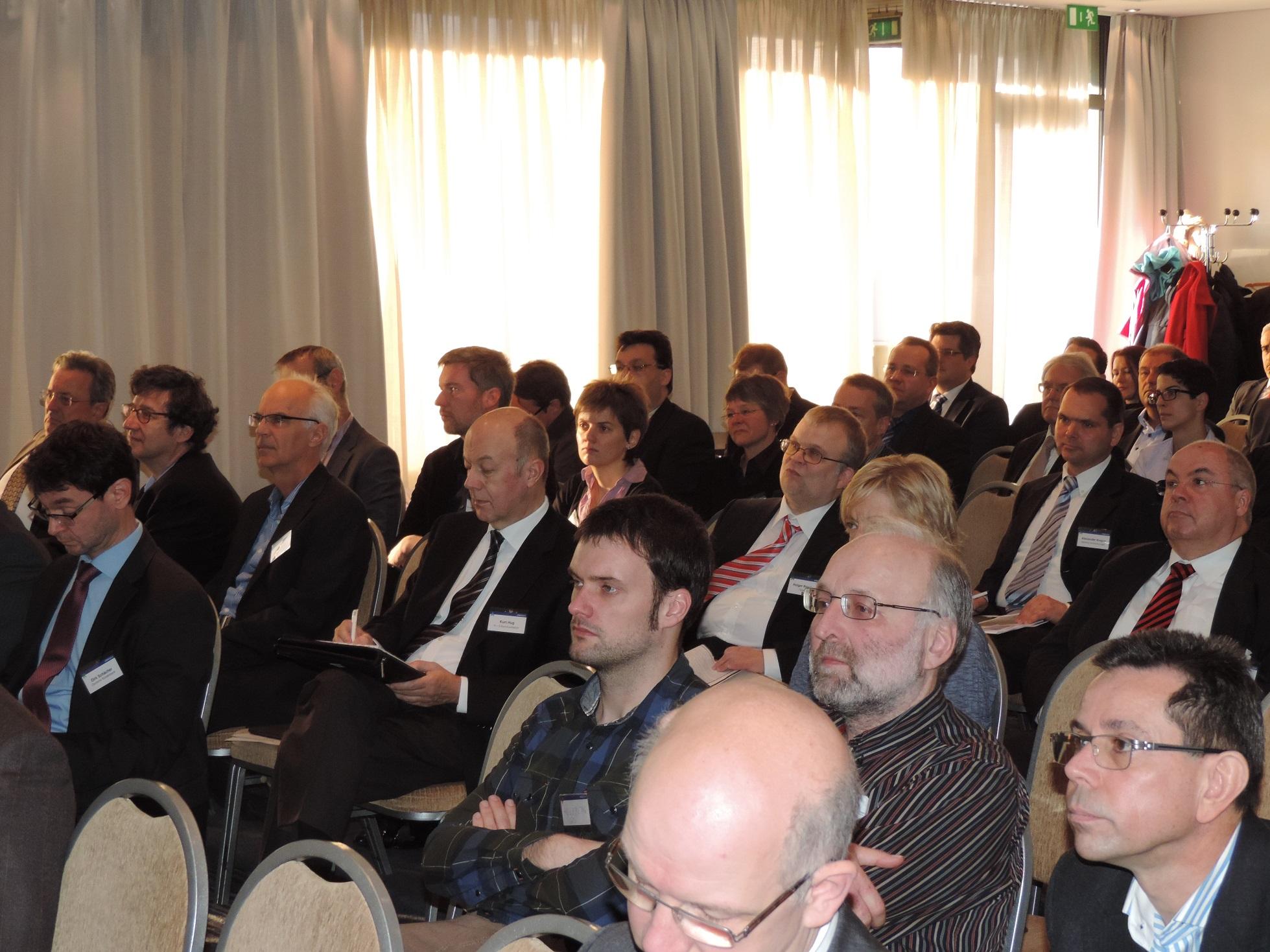 Workshop IBM Tiedemann RMK2014