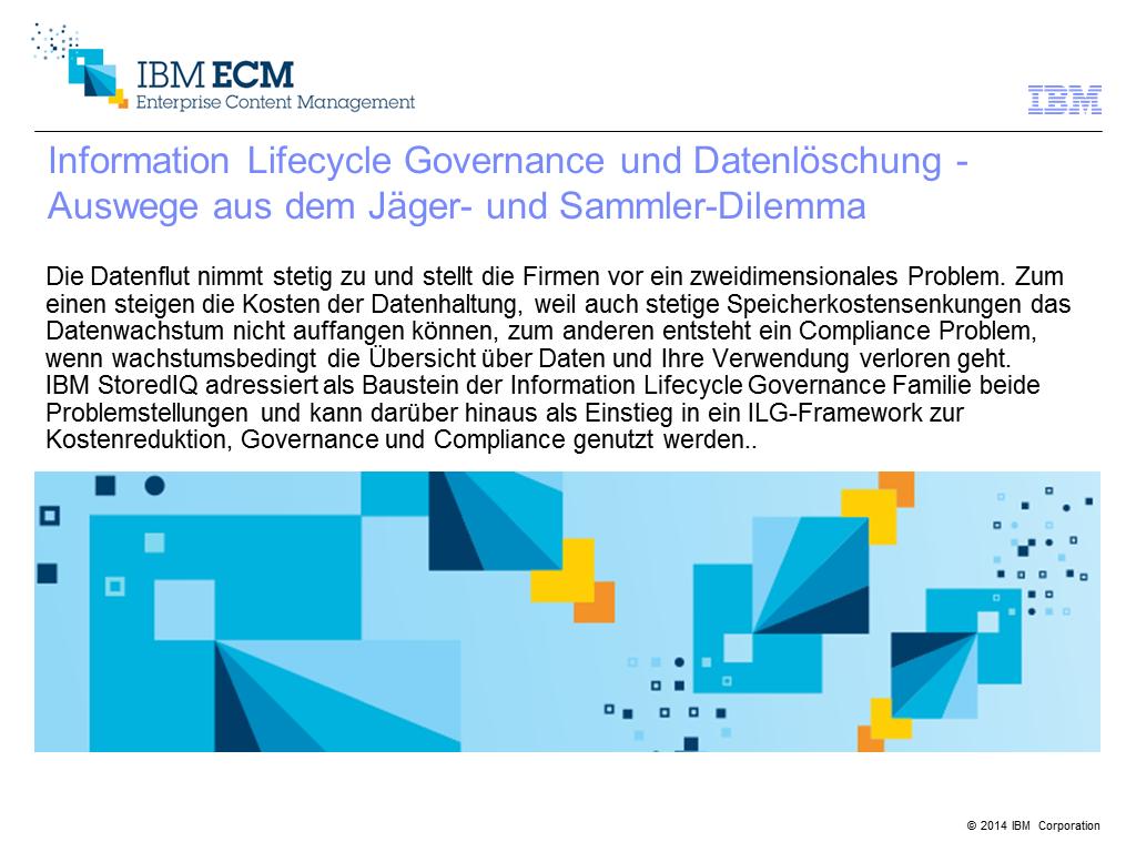 Workshop IBM Titelfolie RMK2014