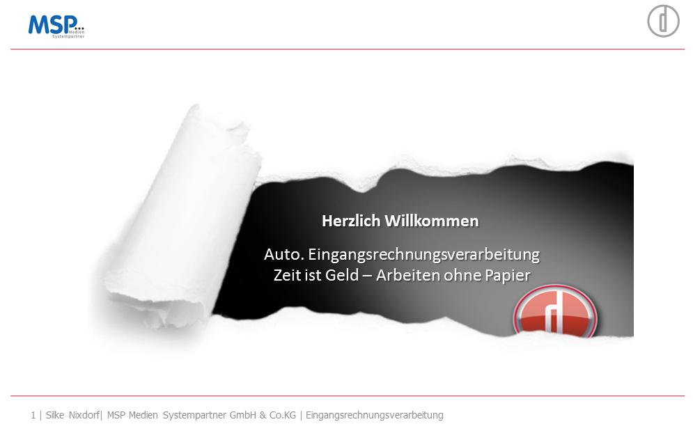 Vortrag Medien Systempartner Titelfolie RMK2014
