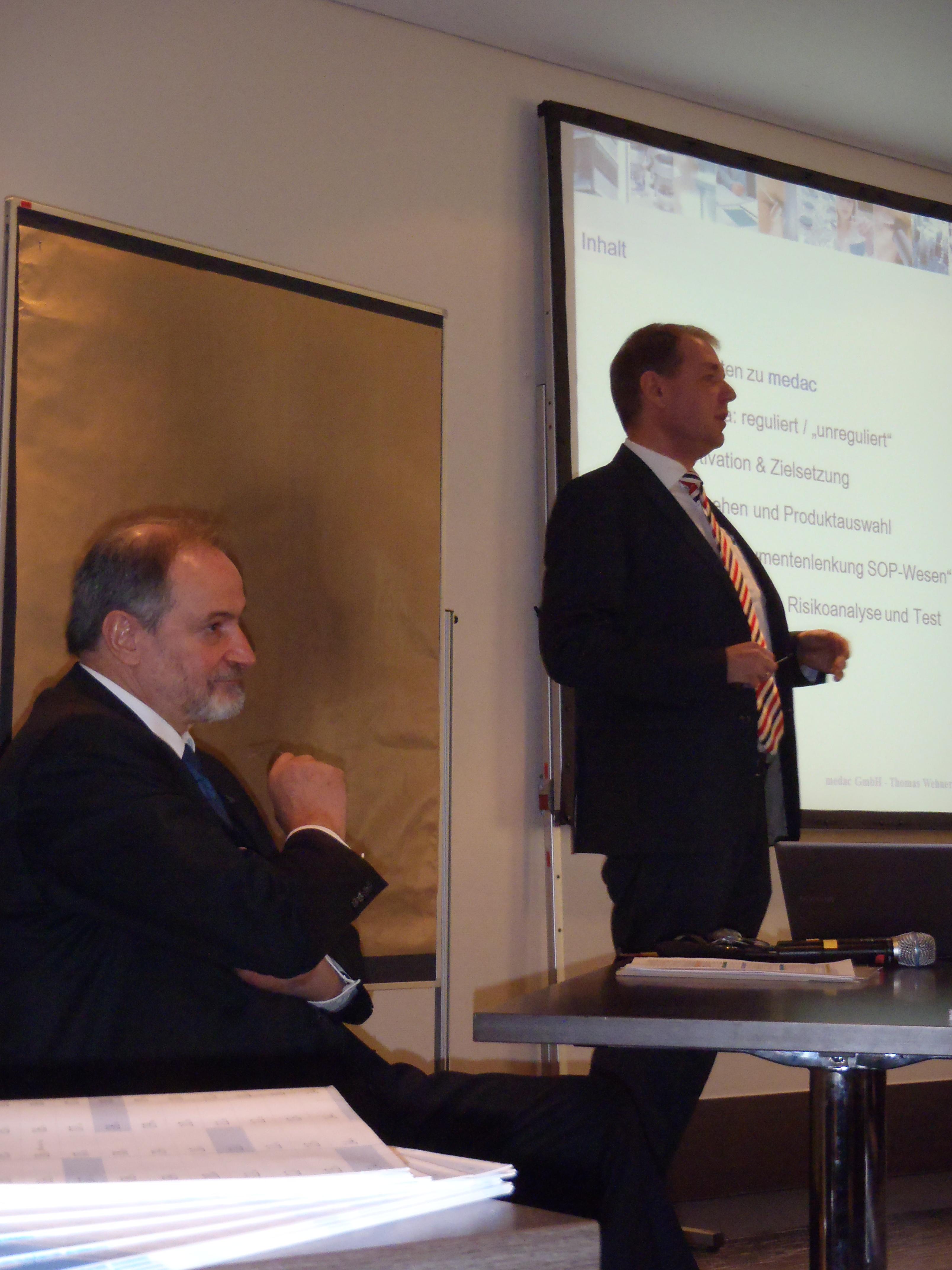 Vortrag Wehner medac RMK2014