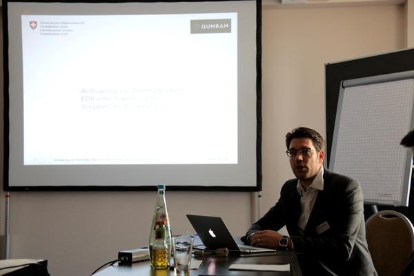 Workshop Qumram Baumann Schöne RMK2014