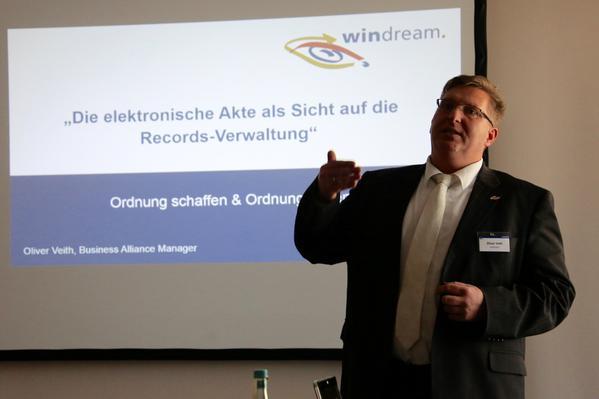 Workshop Windream RMK2014